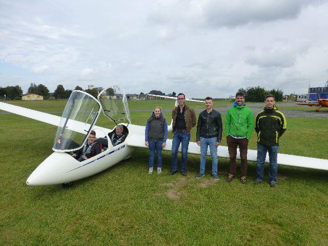 Aeroclub Nrw Segelflug Ag Hebt In Aachen Ab