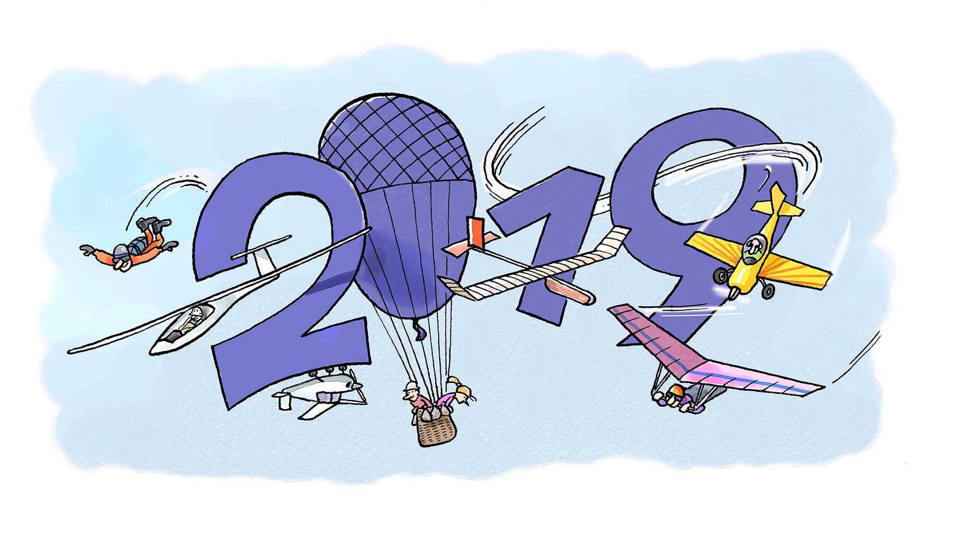 Grafik von Olaf Schumacher (www.cartoonhouse.de)