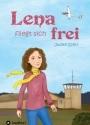 Lena fliegt sich frei - Titelseite